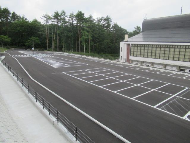 野球場北駐車場